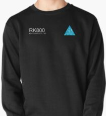 Connor RK800 Detroit Become Human  Pullover