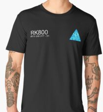 Connor RK800 Detroit Become Human  Men's Premium T-Shirt