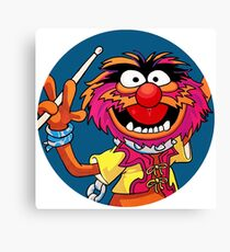 THE WORLD'S GREATEST DRUMMER Canvas Print