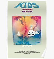 Kinder sehen GHOSTS Poster