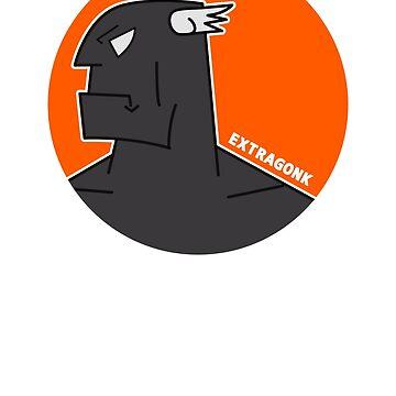 ExtraGonk! by psygon