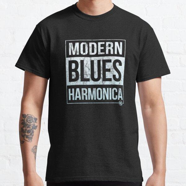 Adam Gussow's Modern Blues Harmonica Classic T-Shirt