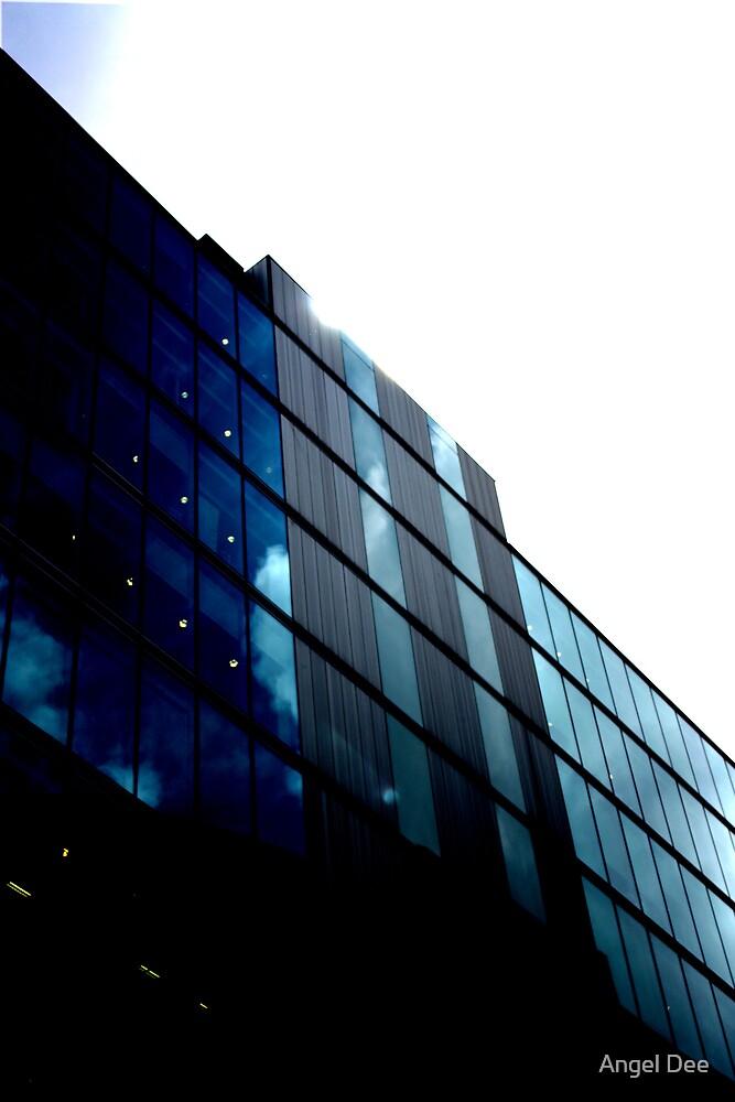 Dark Skyscraping by Angel Dee