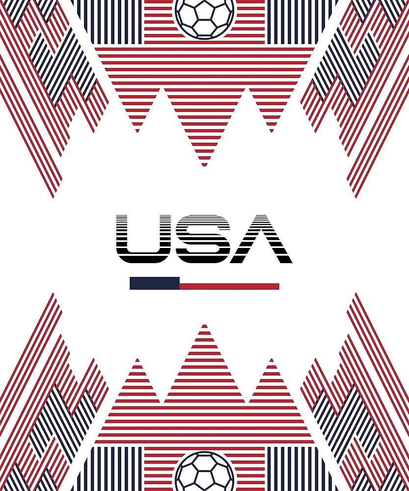 USA-Viertel von Juli 4. Juli einzigartige patriotische amerikanische ...
