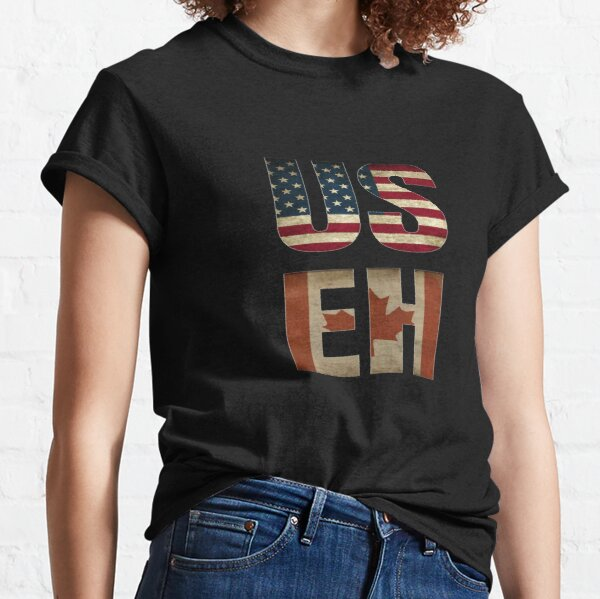 USA Canada Allies Classic T-Shirt
