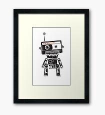 Mixtape Framed Print