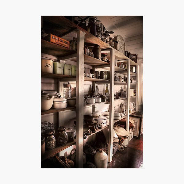 The Pantry Photographic Print