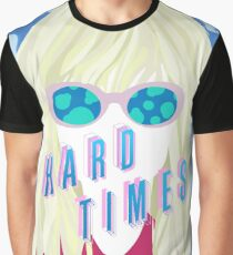 Paramore - Hard Times Graphic T-Shirt