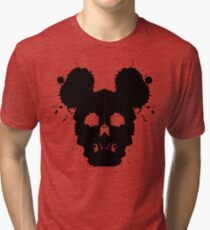Mickey Maus Tri-blend T-Shirt