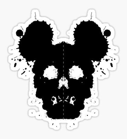 Mickey Maus Sticker