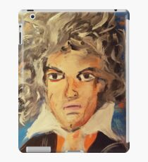 Beethoven iPad Case/Skin