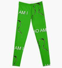 Who Am I  Leggings