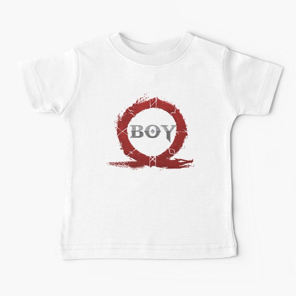 BOY : God of War Baby T-Shirt