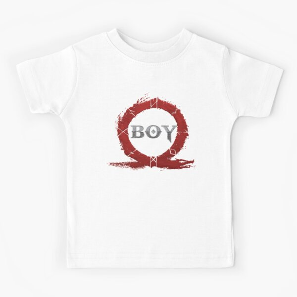 BOY : God of War Kids T-Shirt