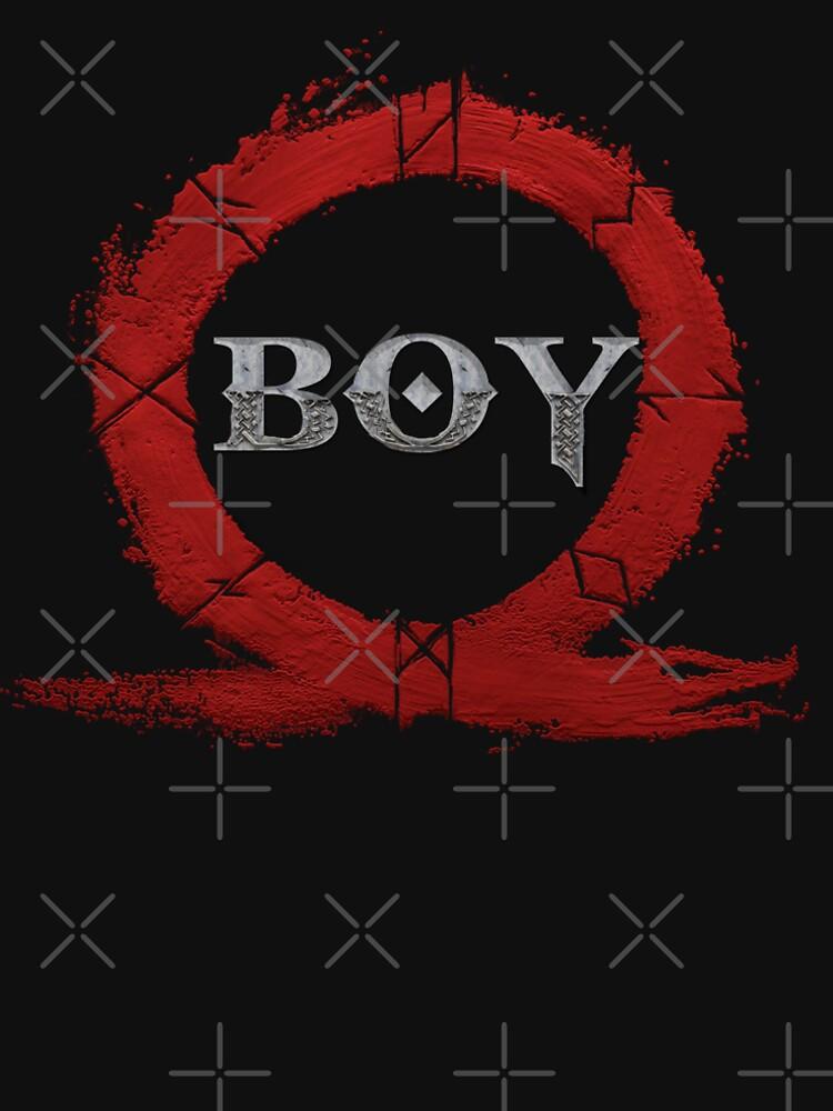 BOY : God of War by myheadisaprison