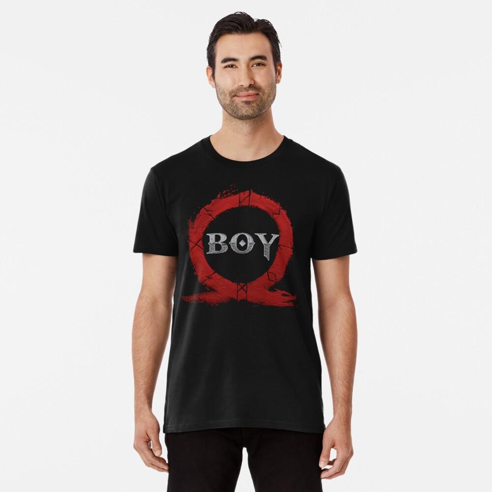 BOY : God of War Premium T-Shirt
