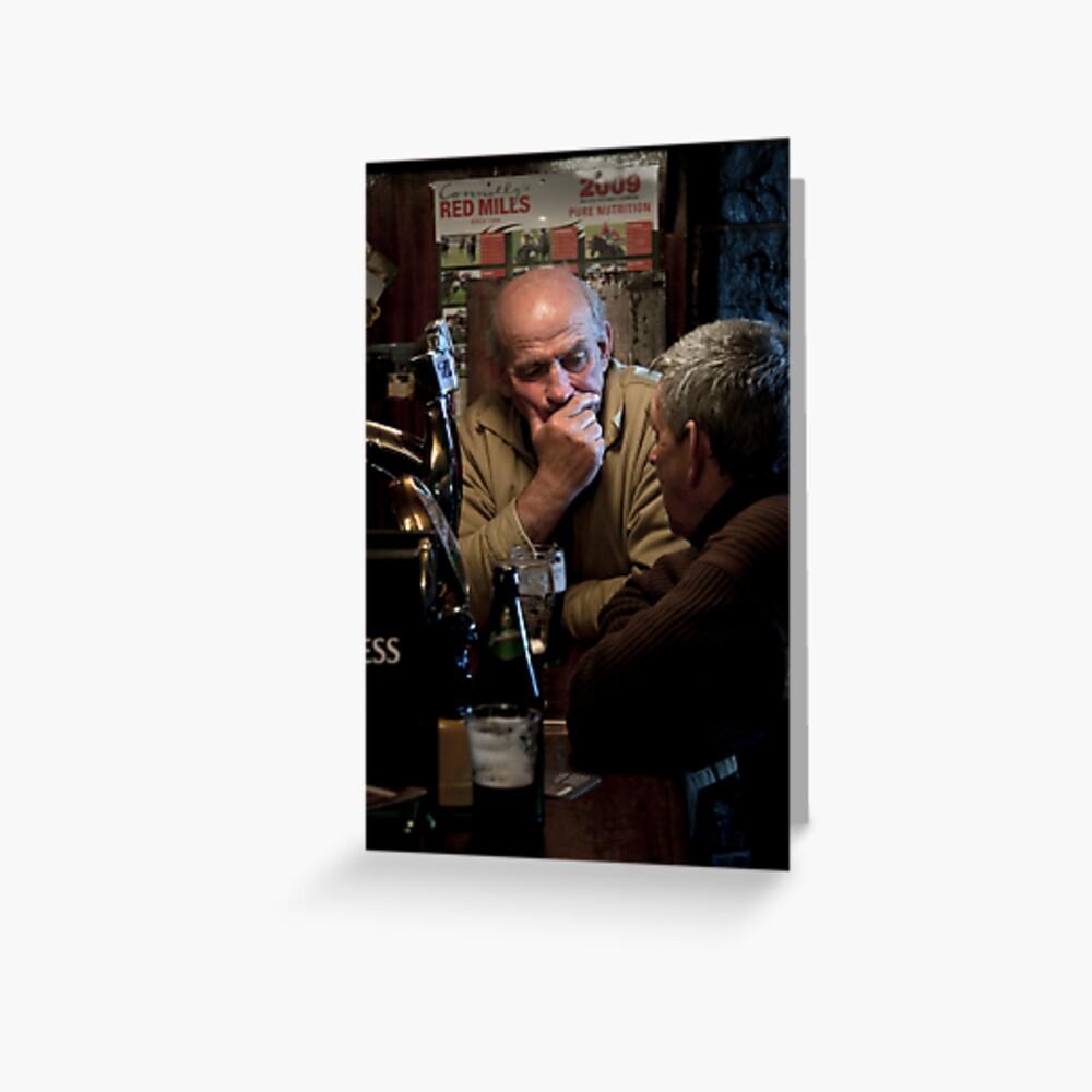 The Pub Greeting Card