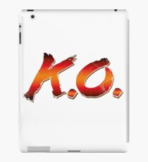 Knockout! iPad Case/Skin
