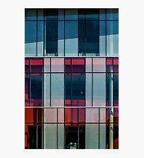 Mondrian Architecture Photographic Print