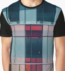 Mondrian Architecture Graphic T-Shirt