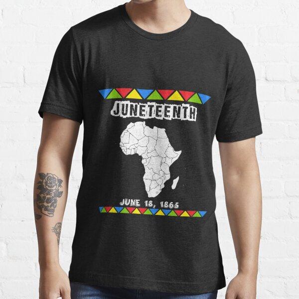 Juneteenth Essential T-Shirt