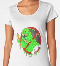 Ghostbusters Slimer Women's Premium T-Shirt