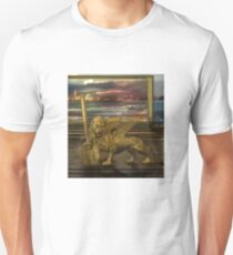 Golden Lion from alternative earth Unisex T-Shirt