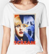 SCREAM Women's Relaxed Fit T-Shirt