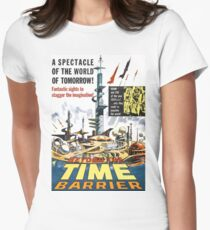 BEYOND THE TIME BARRIER Women's Fitted T-Shirt