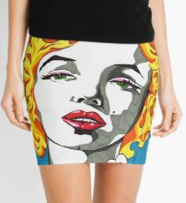 Marilyn Monroe Mini Skirt