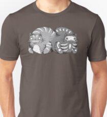 Quantum Cat Curiosity Unisex T-Shirt