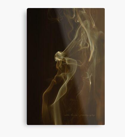 Glancing Up © Vicki Ferrari Metal Print