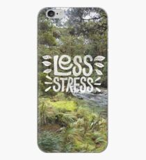 Less Stress iPhone Case