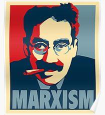 MARXIST MARXISM COMRADE  Poster