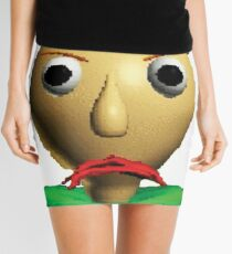 Baldi Game Mini Skirts | Redbubble