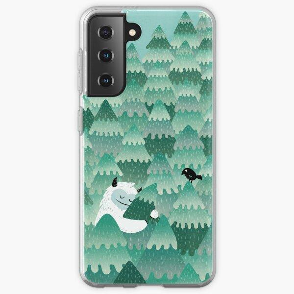 Tree Hugger (Spring & Summer version) Samsung Galaxy Soft Case