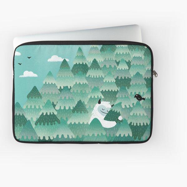 Tree Hugger (Spring & Summer version) Laptop Sleeve