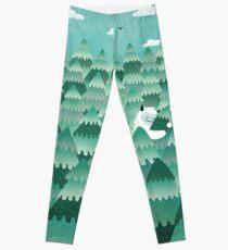 Tree Hugger (Spring & Summer version) Leggings