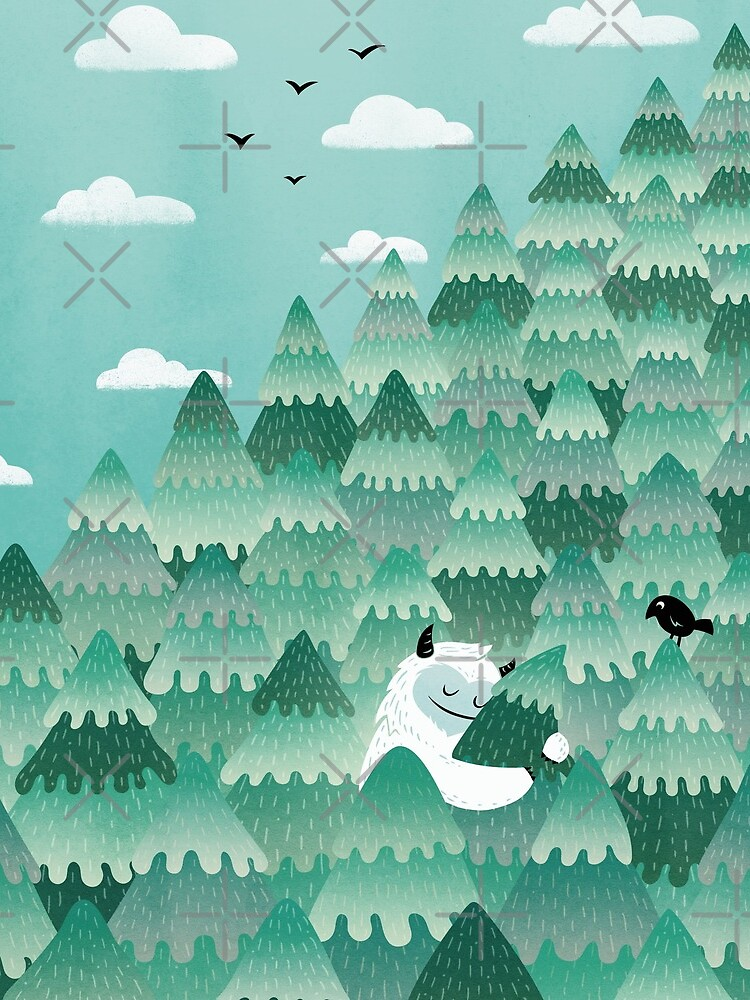 Tree Hugger (Spring & Summer version) by littleclyde