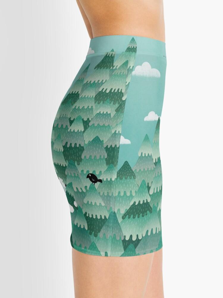Alternate view of Tree Hugger (Spring & Summer version) Mini Skirt