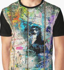 Artistic I - Albert Einstein Graphic T-Shirt