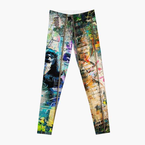 Artistic I - Albert Einstein Leggings