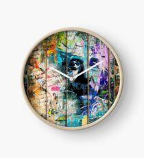 Reloj Artístico I - Albert Einstein