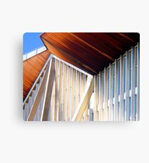 Crystal Palace Sports Stadium Canvas Print