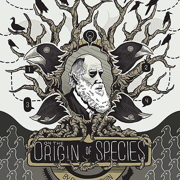 Origin of Species by dv8sheepn