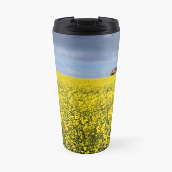 Barn Travel Mug