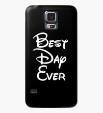 Best Day Ever Case/Skin for Samsung Galaxy
