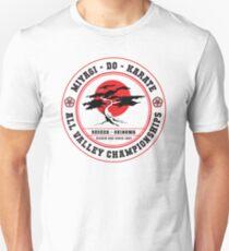 Karate Kid - Herr Miyagi Do Red Variant Unisex T-Shirt