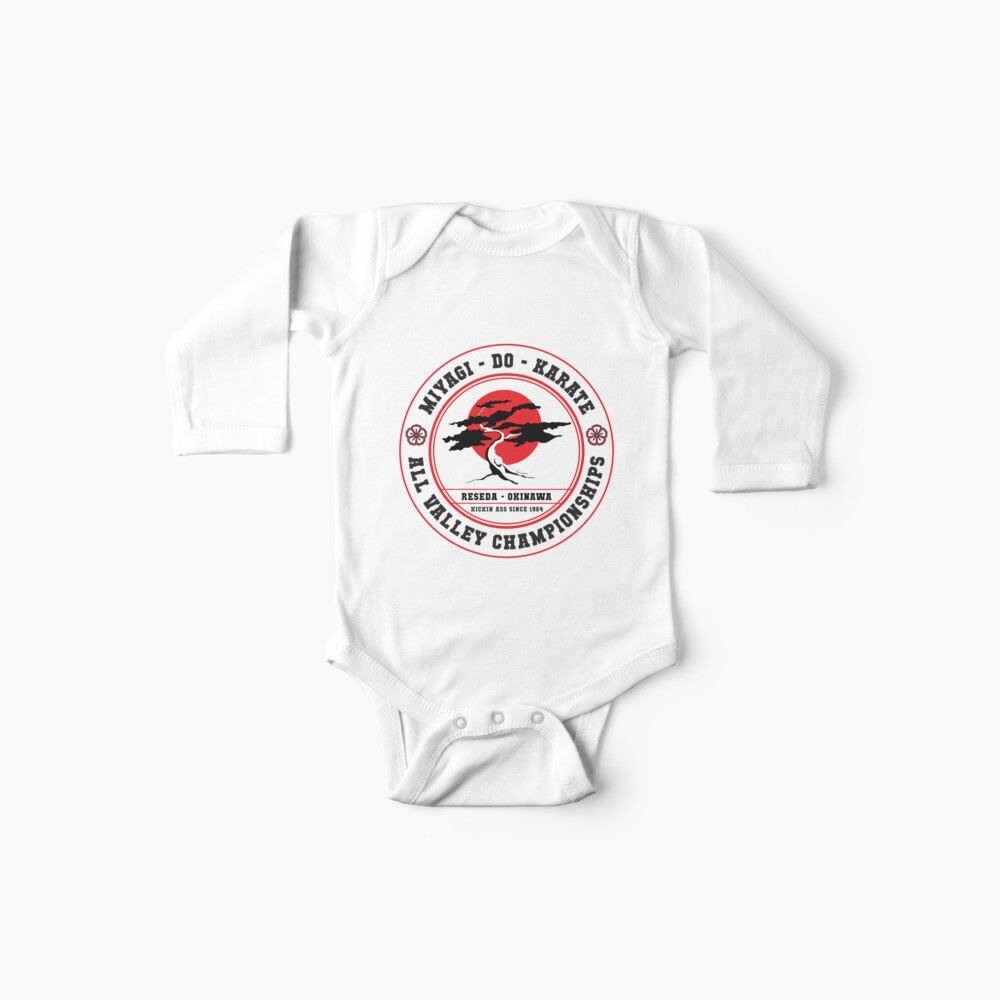 Karate Kid - Herr Miyagi Do Red Variant Baby Bodys