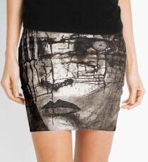 portrait of M Mini Skirt